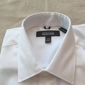 Kenneth Cole Reaction Shirts - Kenneth Cole Reaction white shirt